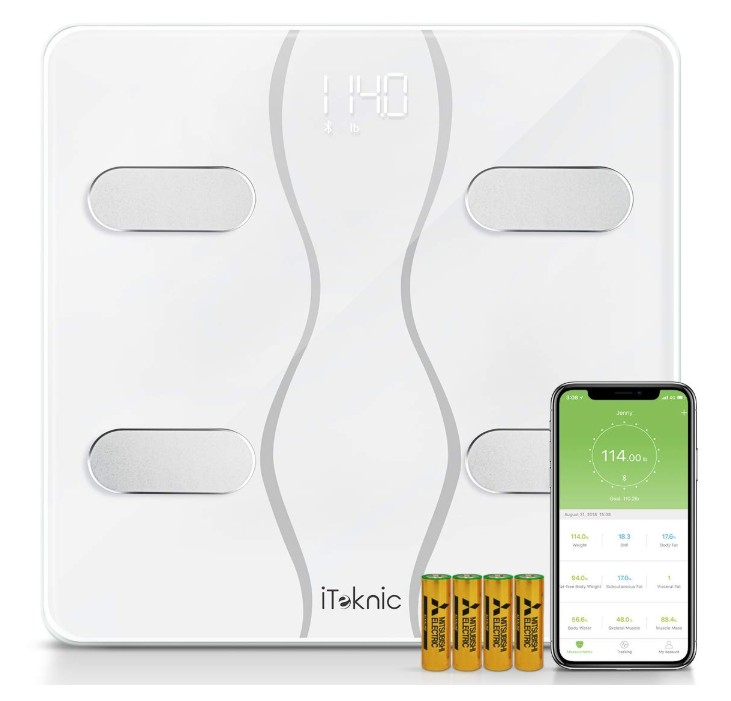 Top Smart Fitness Scales UK  Best body scales to buy 2019