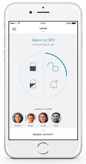 Smart home alarm systems