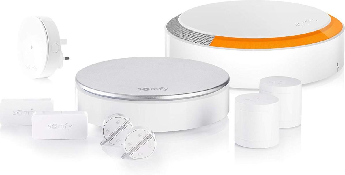 Somfy Protect Alexa Alarm