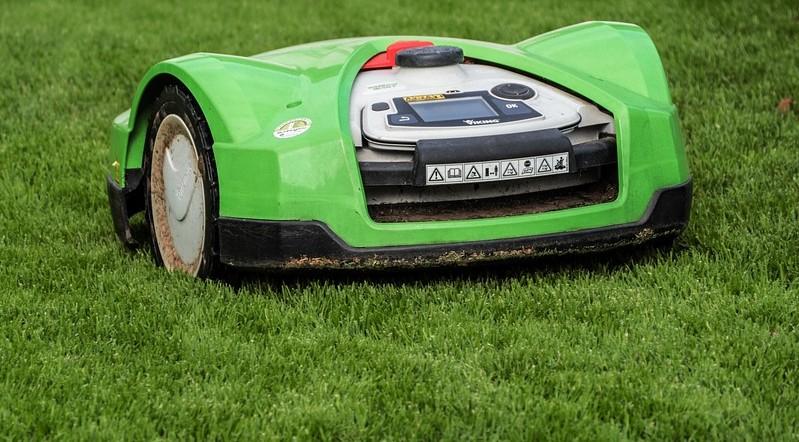 IoT Lawn Mower