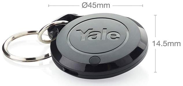 Yale Smart Alarm Key Fob