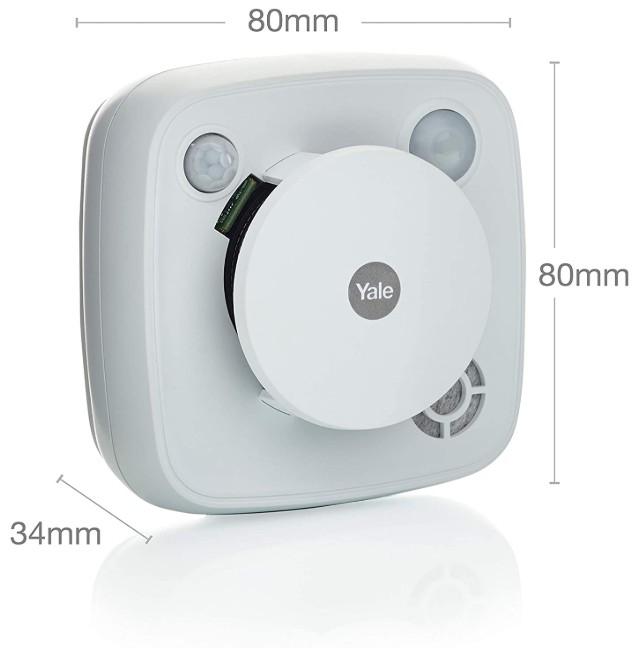 Yale Smart Alarm Smoke Detector