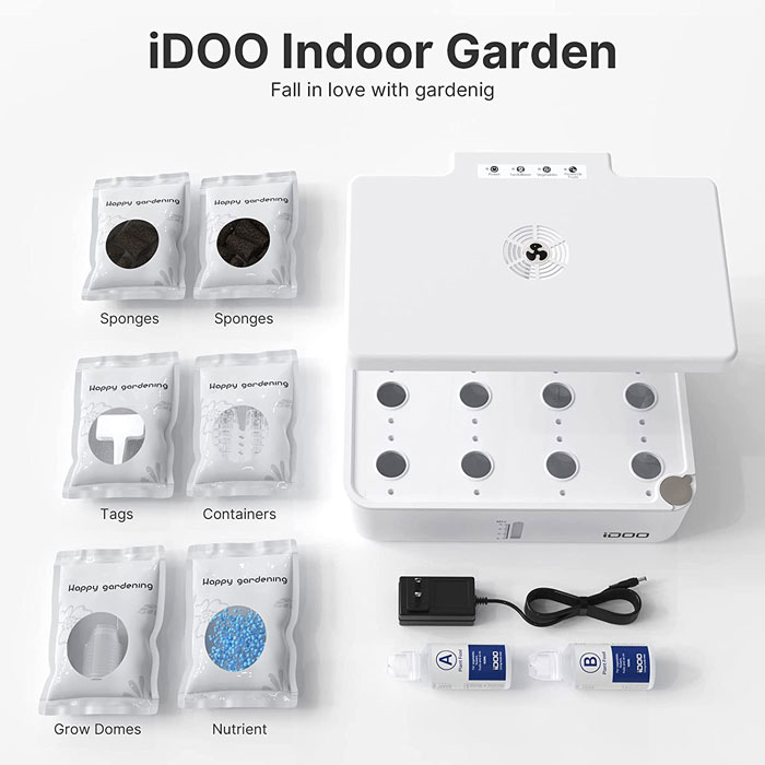 iDOO System - What's in the box