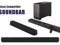 Best Alexa Compatible Soundbar