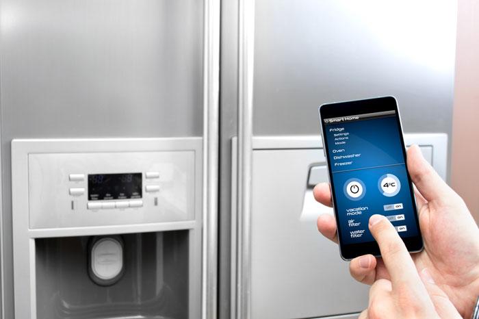 Smart Fridge Freezer - Smarter temperature regulation